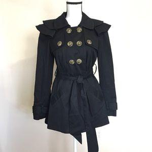 Anthro 'Leifsdottir' Trench Coat